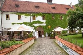 Монастырский ресторан