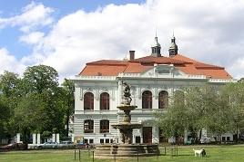 Дворец на Смихове