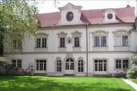 Велкопреворский дворец